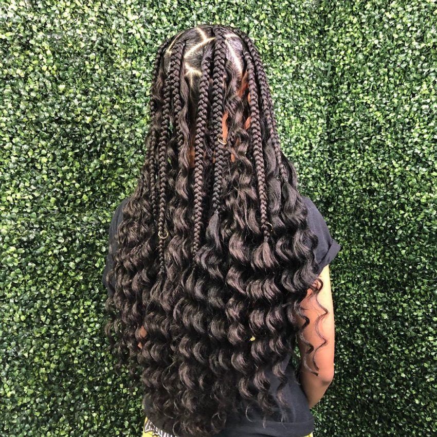 Top 10 Goddess Box Braids Styles for Summer and Beyond